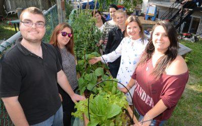 Le projet Agriculteurs urbains a porté ses fruits
