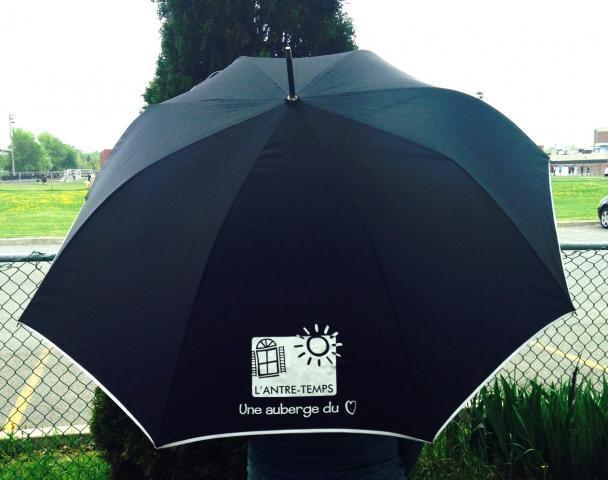 La Marche Centraide aux 1000 parapluies